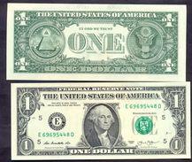 USA 1 Dollar 2013 E UNC # P- 537 E - Richmond VA - Federal Reserve Notes (1928-...)
