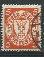Dantzig - - Yvert N°  73 Oblitéré    - Aab15508 - Dantzig