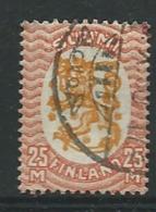 Finlande      - Yvert N° 82  Oblitéré  - Aab15520 - Finlande