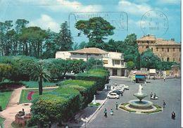 Albano Laziale - Villa Comunale - Roma - H3794 - Andere Städte