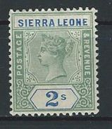 Sierra Leone SG 51, Mi 34 * MH - Sierra Leone (...-1960)