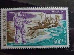 MALI 1972 P.A. Y&T N° 156 ** -  APOLLO XVI - Mali (1959-...)