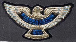 Sierra Leone - 1969 Eagle 9½c Blue (**) # SG 432a - Sierra Leona (1961-...)