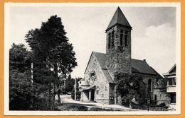 Ligneuville S/ Amblève - L'Eglise - Style Roman 1911 - NELS - THILL - Maison WARLAND - Malmedy