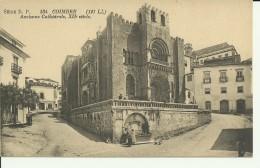Coimbra - Sé Velha - Ancienne Cathedrale - Ed. LL - Coimbra