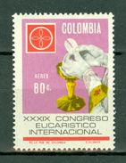 Colombia  1968 Yv  635*   MH  (2 Scans) - Colombie
