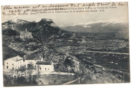 ** *  38  ***  GRENOBLE - La Tour Sans Venin - La Vallée De L'Isere écrite TTB - Grenoble