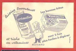BUVARD / BLOTTER :Cuisine Savoureuse CREMOLIVE - Food