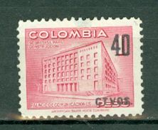 Colombia 1953 Yv 476 -   Used - Colombie