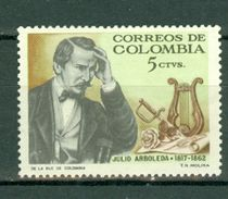 Colombia 1966 Yv 614 -   Used - Colombie