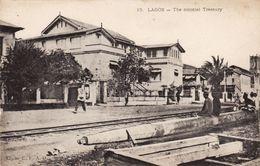 Lagos - The Colonial Treasury - Nigeria