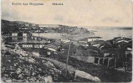 CPA Albanie Albania SHKODRA Circulé - Albania