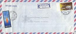 Israël - Recommandé/Registered Letter/Einschreiben - 30 Tel Aviv - Yafo - 09280 - Israël