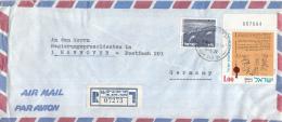 Israël - Recommandé/Registered Letter/Einschreiben - 46 Tel Aviv - Yafo - 07273 - Israël