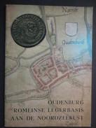 Belgique - Oudenburg - Archéologie - Oudenburg - Romeise Legerbasis Aan De Noordzeekust - J Mertens - 1972 - - Pratique