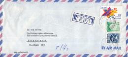 Israël - Recommandé/Registered Letter/Einschreiben - 171 Tel Aviv - Yafo - 03472 - Israël