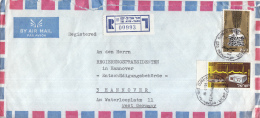 Israël - Recommandé/Registered Letter/Einschreiben - 199 Tel Aviv - Yafo - 00993 - Israël