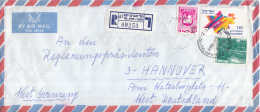 Israël - Recommandé/Registered Letter/Einschreiben - 67 Tel Aviv - Yafo - 09253 - Israël