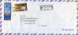 Israël - Recommandé/Registered Letter/Einschreiben - 30 Tel Aviv - Yafo - 00106 - Israël