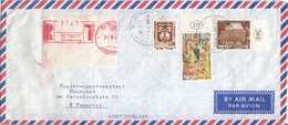 Israël - Recommandé/Registered Letter/Einschreiben - Jerusalem - 7147 - Israël