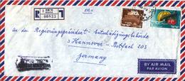 Israël - Recommandé/Registered Letter/Einschreiben - 3 Haifa - 00833 - Israël