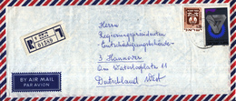 Israël - Recommandé/Registered Letter/Einschreiben - 9 Haifa - 01589 - Israël