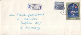 Israël - Recommandé/Registered Letter/Einschreiben -  Haifa - 17658 - Israël