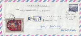 Israël - Recommandé/Registered Letter/Einschreiben -  2 Haifa - 07599 - Israël