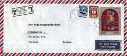 Israël - Recommandé/Registered Letter/Einschreiben -  8 Haifa - 08708 - Israël