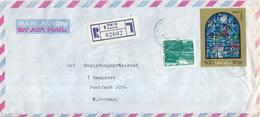 Israël - Recommandé/Registered Letter/Einschreiben -  9 Haifa - 02602 - Israël