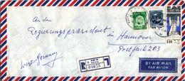 Israël - Recommandé/Registered Letter/Einschreiben -  9 Haifa - 04675 - Israël