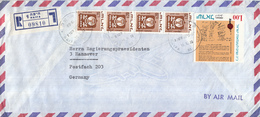 Israël - Recommandé/Registered Letter/Einschreiben -  9 Haifa - 09810 - Israël