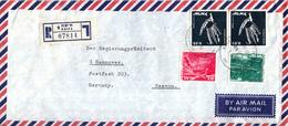 Israël - Recommandé/Registered Letter/Einschreiben -  9 Haifa - 07814 - Israël