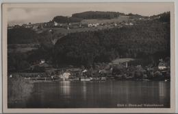 Blick Vom Rhein Auf Walzenhausen - Photo: A. Eggenberger - AR Appenzell Rhodes-Extérieures
