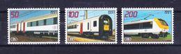 België 1997 Spoorwegvignet Trv 3/5 **, Zeer Mooi Lot Krt 3851 - 1952-....