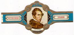 Grote Sigarenband - VICTOR HUGO Sigaren - Componistenserie - C.M. Von Weber - Eutin 1786 - Londen 1826 - Bauchbinden (Zigarrenringe)