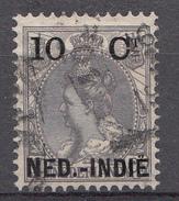 Indes Néerlandaises 1900 Nvph Nr. 31 Hulpuitgifte  Oblitérés /Used / Gestempeld - Niederländisch-Indien