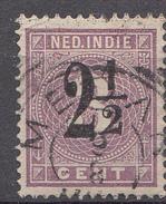Indes Néerlandaises 1902 Nvph Nr. 39 Hulpuitgifte  Oblitérés /Used / Gestempeld - Niederländisch-Indien