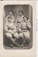 Militaria - Carte Photo -  159é Régt : Groupe De Soldats  ( Photo : à Définir ) - Régiments