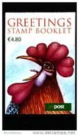 IRELAND/EIRE - 2005  GREETINGS   BOOKLET   FINE  USED  FDI CANCEL - Libretti