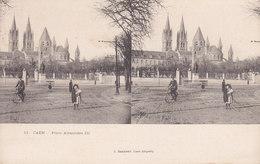 Caen Place Alexandre III - Caen