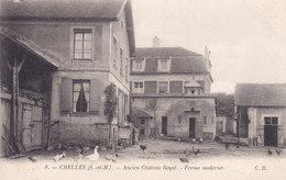 Chelles Ancien Chateau Royal Ferme Moderne - Chelles