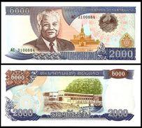 Laos 2000 KIP 1997 P 33a UNC - Laos