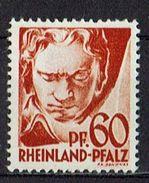 Rheinland-Pfalz 1947 // Mi. 12 ** (015..077) - Zone Française
