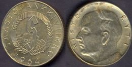 Finland Medal President Risto Ryti 1964 - Finland