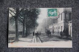 MONTPELLIER - Boulevard De L'Esplanade Et Lycée - Montpellier