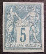 Lot R1597/113 - SAGE Type II N°75 NSG - NON DENTELE - Cote : 90,00 € - 1876-1898 Sage (Type II)