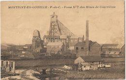 MONTIGNY EN GOHELLE 62 Pas De Calais  Fosse N° 7 Des Mines De Courrières - Sonstige Gemeinden