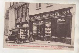 JOIGNY - Docks De L'Alimentation - 16 Place Du Pilori - Joigny
