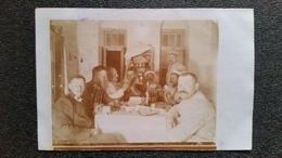 Old Real Photo Postcard WWI- Üsküb, Skopje. Macedoine. Red Kross, Rotes Kreuz Military. Feld-Postkarte (8.04.1916) - Macedonia